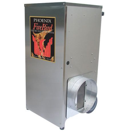 Phoenix Firebird Electric Heat Drying System