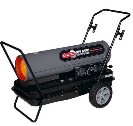 Dyna-Glo Delux 180K or 220K Kerosene Forced Air Heater