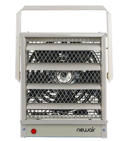 NewAir Hardwired Electric Garage Heater
