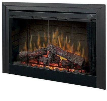 Dimplex BF45DXP Electric Fireplace