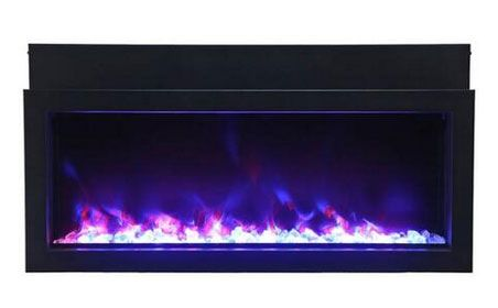 Amantii BI30XTRASLIM Electric Fireplace
