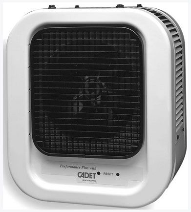 Cadet Ceh003-Sb Ceh Industrial Unit Heater, 480 Volt, Almond