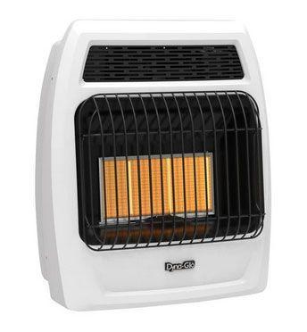 Dyna-Glo IRA18DT Wall Heater, White, 18000 BTU