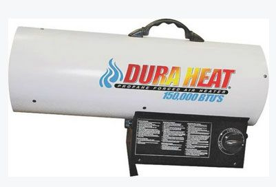 Dura Heat GFA150A LP-Forced Air Heater, 150,000 BTU's