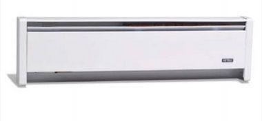 Cadet EBHN1250-8W Softheat Permanent Baseboard Heater, White