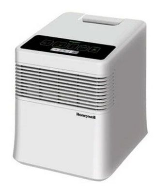 Honeywell HZ-970 Energy smart Infrared Heater, 120 V, 5118 BTU, White