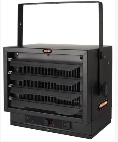 Dyna-Glo EG5000DGP Electric Garage Heater, 5000 Watts, 240 Volt