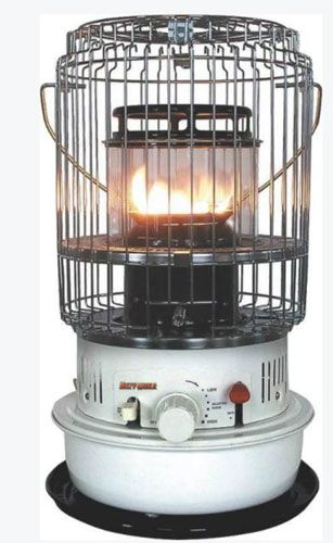 Kero World DH1051/KW-12 Convection Kerosene Heater, 12.6