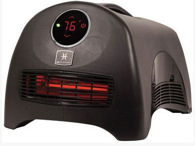 EnergyWise HS-1500-ISA Heat Storm Infrared Electric Heater, 120 Volts