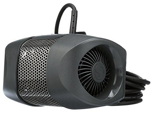 Caframo Pali Engine Compartment Heater Small Silver Black